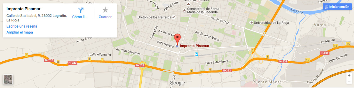 Mapa de localización de Pisamar