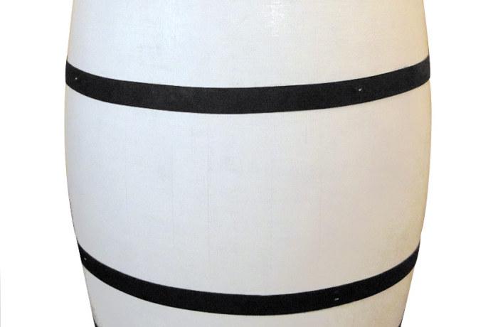 Plantilla para barricas